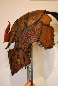 Elven helmet side by *Sharpener on deviantART