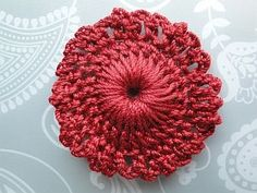 This is the Bloom flower,and it's great for jewelry making!.. Free pattern!!