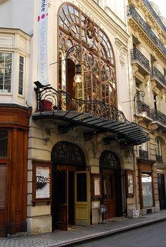«Art Nouveau Théâtre de l'Athénée: 9e Paris».