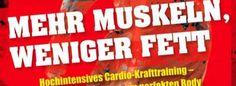 Buchempfehlung: Mehr Muskeln, weniger Fett von Robert dos Remedios