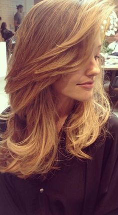 want this hair + color