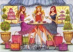 Bella Pilar, Fashion Illustration