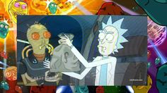 Rick and Morty Rick Sells and Morty Saves the day on Accident