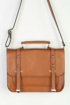 Cooperative Working Lady Satchel Bag
