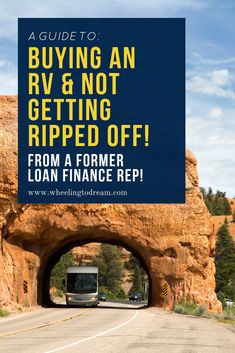 Here's the SKINNY. You DO NOT want to go RV shopping and start buying an RV only to get RIPPED OFF. Stop and read this! As a former bank manager & loan finance rep you need to read these tips. Travel Trailer Camping, Rv Travel, Rv Camping, Camping Hacks, Travel Trailers, Camping Ideas, Rv Hacks, Camping Supplies, Camping Checklist