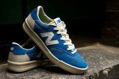"""New Balance CRT300 Revlite """"Blue & White"""" - EU Kicks: Sneaker Magazine"""