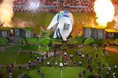 Rugby World Cup opening ceremony: Prince Harry calls on fans to ...