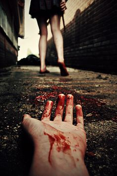 she's a killer by ByLaauraa on @DeviantArt