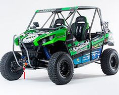 With the hefty list of modifications and proper training the Teryx Girls feel they are prepared for the 2016 King of the Hammers UTV race on February 3, 2016 near Johnson Valley, California