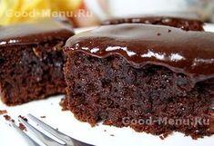 Шоколадный торт Брауни - рецепт