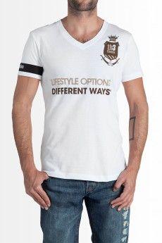 Camiseta Th3 Choice Equipación Blanco  55.90€
