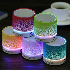 portable mini bluetooth speakers Picture - More Detailed Picture about LED Portable Mini Bluetooth Speakers Wireless USB Player Speaker With TF USB FM Blutooth Music For Car Mobile Phone iPhone 6 Picture in Portable Speakers from Tunkou Store Iphone 6, Handy Iphone, Usb, Mobile Speaker, Mini Bluetooth Speaker, Portable Speakers, Telephone Iphone, Stereo Speakers, Loudspeaker