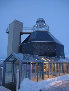 Science Center of Northern Norway, Tromso - by Bernt Rostad:Flickr