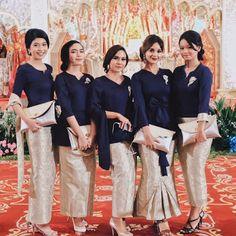 Kebaya Muslim, Kebaya Hijab, Kebaya Dress, Batik Kebaya, Batik Dress, Indonesian Kebaya, Indonesian Wedding, Model Kebaya Modern, Kebaya Wedding