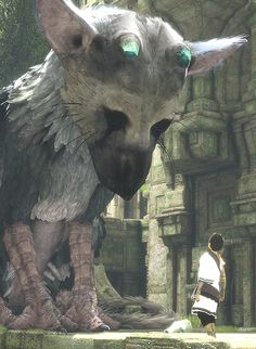 The Last Guardian | PS4 Games | PlayStation
