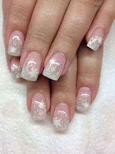 christmas nail art- Wheretoget