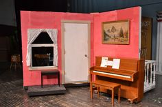 the music man set design - Google Search