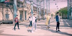 Road Boyz 'Shake It, Shake It' in front of City Hall for their dance version MV! | allkpop