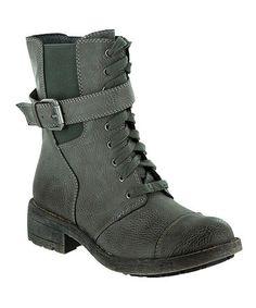 Love this Gray Harvey Tamara Boot on #zulily! #zulilyfinds