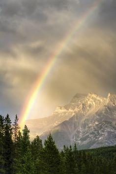 Rainbow Over Inglismaldie by Paul Zizka on 500px