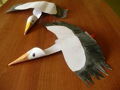 Pták roku 2014 - Čáp bílý a čáp černý | ČSO