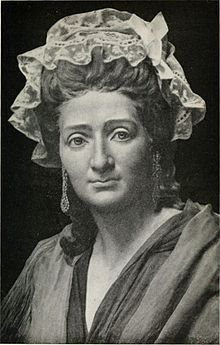 Anna Maria Tussaud (née Grosholtz; 1 December 1761 – 16 April 1850) was a French artist known for her wax sculptures and Madame Tussaud's, the wax museum she founded in London.