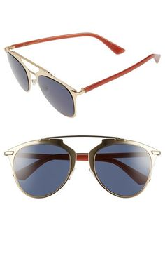 223e54ffcc6 Dior  Reflected  52mm Sunglasses available at  Nordstrom Brauen