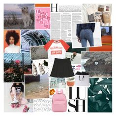"""""""things can't get any less perfect"""" by gloomed ❤ liked on Polyvore featuring CB2, Wet Seal, Converse and Christian Dior"""