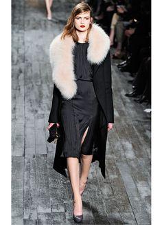 Nina Ricci Fall 2012 Contemporary Fashion, Style Me, Fur Coat, Kicks, Runway, Fancy, Random, Jackets, Outfits