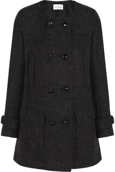 Étoile Isabel Marant | Clifford double-breasted wool-blend coat | NET-A-PORTER.COM