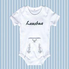 #Babystrampler Lausbau von #TuFelixAustria http://www.fromaustria.com/babystrampler-lausbua-lederhose-tu-felix-austria