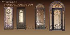 tuscan+style+entry+door | Iron Door | Security Entry Doors | Wrought Iron Doors | Iron Works