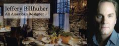 Decorator Review: All-American Designer Jeffery Bilhuber