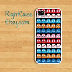 Pacman iPhone and Samsung Galaxy phone case