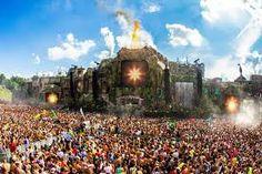 Escenario  Principal 2013 (Tomorrowland)