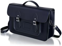 The Batchel from The Cambridge Satchel Company in Navy is my #perfect bag !