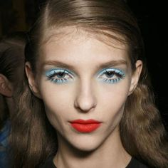 The products you need to recreate Emanuel Ungaro Spring 2015's runway beauty look