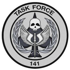 Call of Duty- Task Force 141.