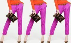 Pink pants!!!