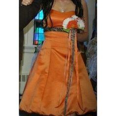camo bridesmaid dresses - Google Search