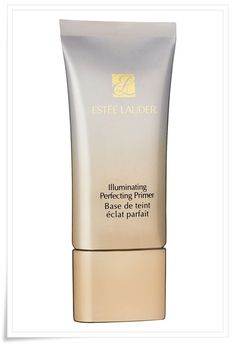 Estee Lauder Illuminating Perfecting Primer DetailsPrime for perfection. This targeted primer adds instant brightness and radiance so makeup looks smooth, fresh, flawless. All Things Beauty, My Beauty, Beauty Care, Health And Beauty, Beauty Makeup, Beauty Tips, Face Makeup, Parfait, Primer Base