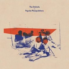 Districts, The - Popular Manipulations [Indie Exclusive Color Vinyl]