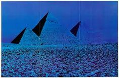 dark side of the moon poster pyramids - Google Search
