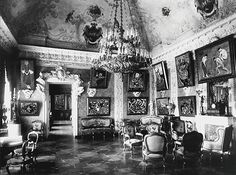 Розовая столовая (комната Матисса) в доме Сергея Щукина. 1913 год © Bridgeman Images / Fotodom Малевич и Шагал | Arzamas