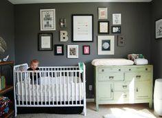 Project Nursery - Eclectic Gender Neutral Nursery