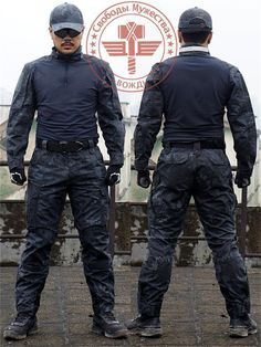 Chiefs Frog Combat BDU Uniform(TYP) #airsoft #tactical