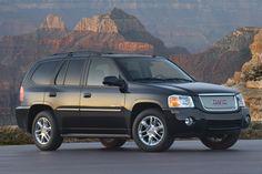 2008 Envoy Denali. Great vehicle. Drove like a car. Turned on a dime.
