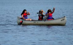 #Canoeing at #Duncan Spectacle Lake Provincial Park