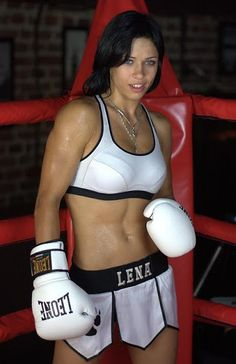 Lena Ovchynnikova - Female MMA Fighter