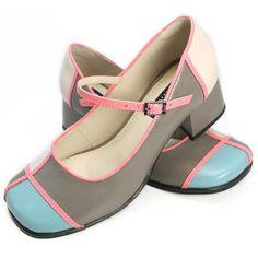 Sapato Mondrian - ZPZ SHOES